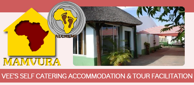 VEE'S SELF CATERING ACCOMMODATION, TOUR FACILITATOR & DESTINATION MARKETING